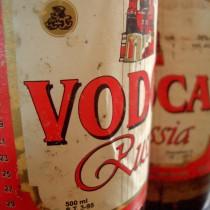 Rodný list ruské vodky