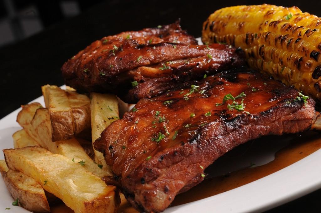 Barbecue a donští kozáci