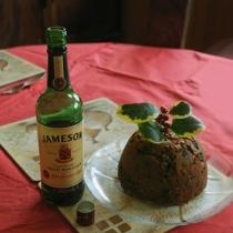 Christmas pudding - klasika britských Vánoc