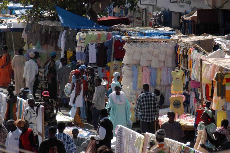 Návštěva místního trhu patří mezi nezapomenutelné zážitky.