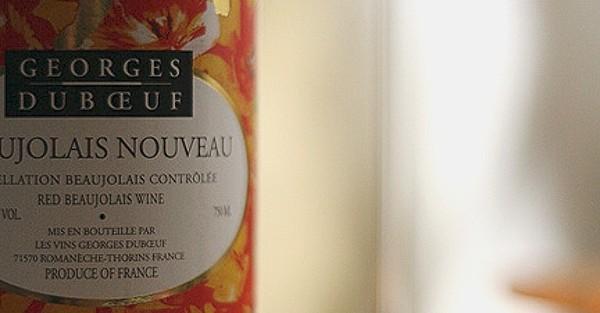 Svátek francouzských vinařů – Beaujolais Nouveau