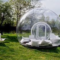 Odpočinek v bublině