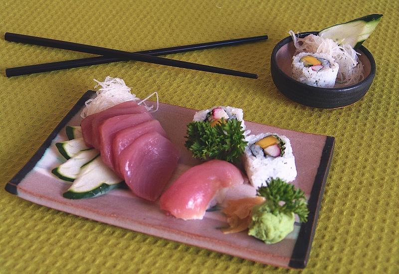 Sushi není jen pokrm, ale životní styl
