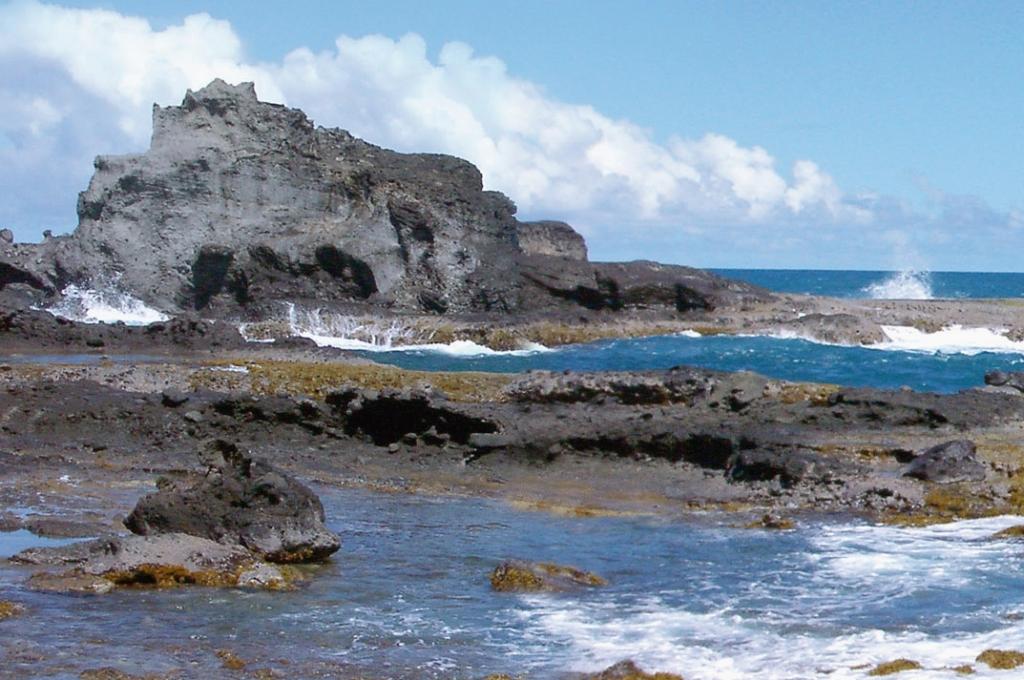 Martinik to je divoká příroda, bílé a černé pláže a nespoutaný mořský živel.