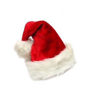 Typická čepice - Santa Claus