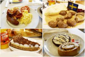 Švédská kuchyně